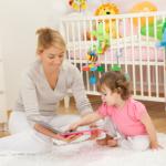 Как успокоить малыша перед сном?
