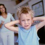 Как перестать кричать на ребёнка?