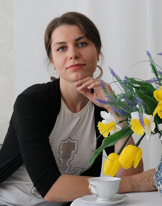 Алёна Сапешко