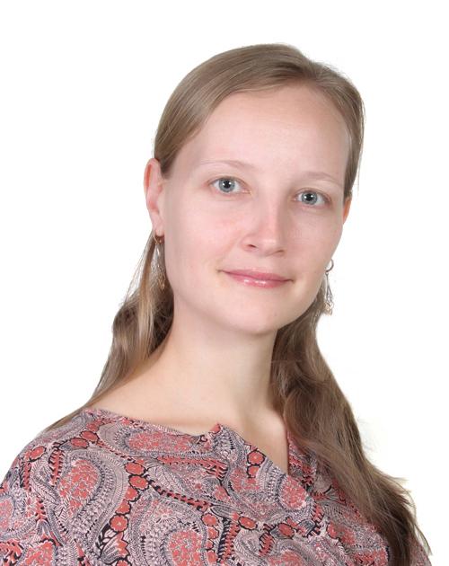 Екатерина Рохас